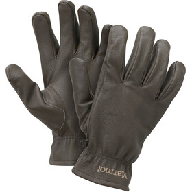 Marmot Basic Work Guantes, dark brown